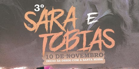 3º Sara e Tobias ingressos