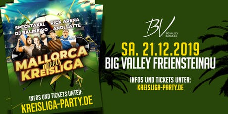 Mallorca meets Kreisliga - Die Kreisligaparty tickets