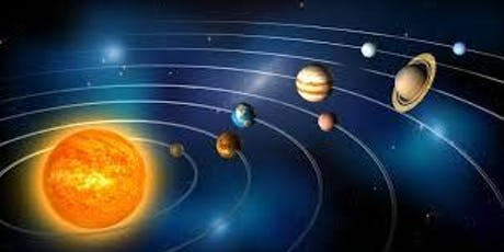 Astronomy Workshop for 8 years + and adults £1 tickets