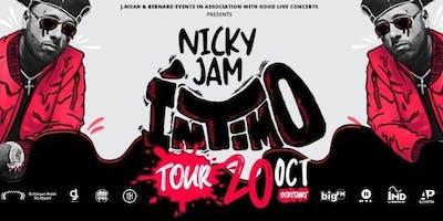 """Nicki Jam  """"Intimo Tour"""" 2019"""