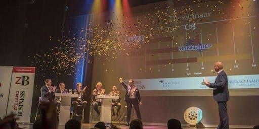 Uitreiking Zeeuws Familiebedrijf van het Jaar Award