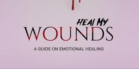 Healing Night & Book Launch tickets