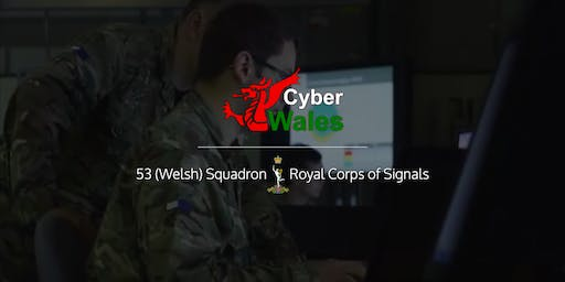 South Wales Cyber Security Cluster Meeting July 2019