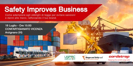 Safety Improves Business - Arzignano (VI) biglietti