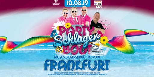 Hossa - Das Schlagerboot - Frankfurt