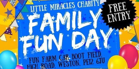 Little Miracles Charity Family Fun Day 2019 tickets