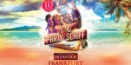 Ü30 Partyschiff - Frankfurt am Main