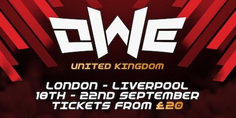 OWE United Kingdom - London Day 2 Tickets
