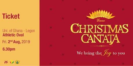 Gracias Christmas Cantata tickets