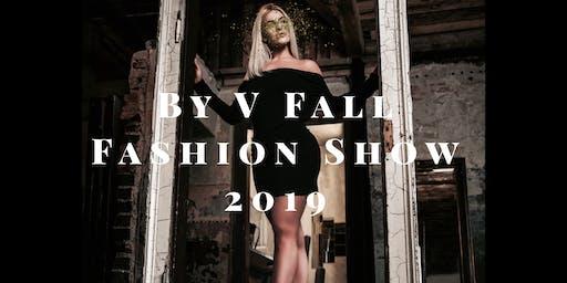 By V Fall Fashion Show