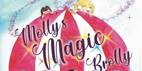 'Molly's Magic Brolly' Workshop with 30 places for children under 8 tickets