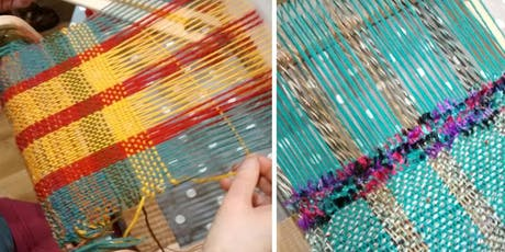 Weave a Scarf in a Day  tickets