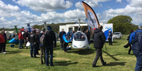 Microlight Trade Show 2020 tickets