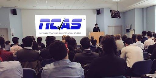 PERTH: NCAS Accrediation Course