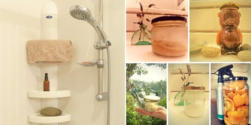 Bare Essentials - DIY zero waste toiletries & cleaners