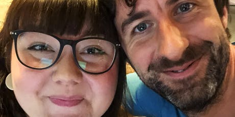 Mark Watson & Sofie Hagen Will Each Do 45 Minutes Of Not-Really-Jokes-Yet tickets