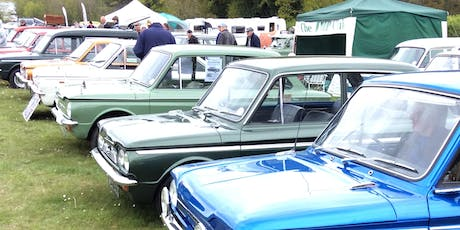 Classic Car Show & Vintage Fly-in 2020 tickets