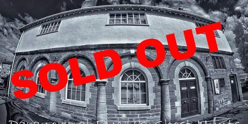 SOLD OUT Alcester War Memorial Museum Ghost Hunt Paranormal Eye Uk Warwickshire