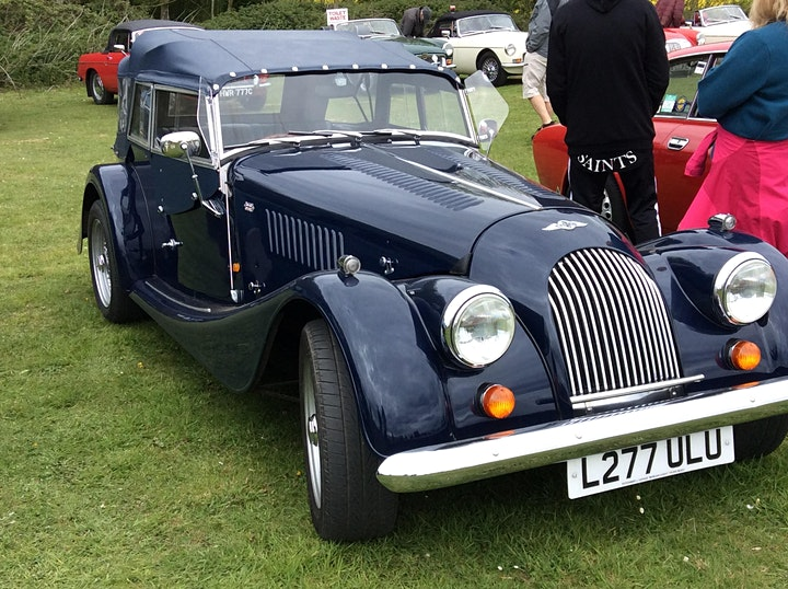 Classic Car Show & Vintage Fly-in 2021 Exhibitor Booking image