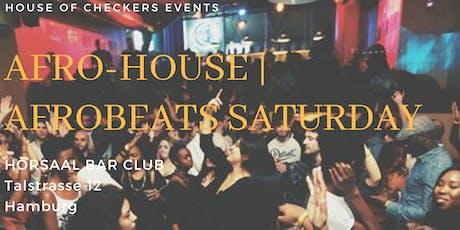 Reeperbahn Afro House & Techno | Afrobeat Summer VIBE | Reggaeton Tickets