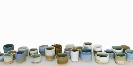 Wheel Forming Cylinders - Beginners - Wed.1 Kylie Rose McLean