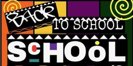 For the C.U.L T.U.R.E Back to School Event  tickets