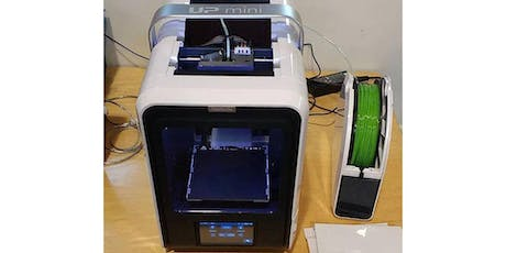 TechResort Summer Sessions - 3D Design and Printing tickets