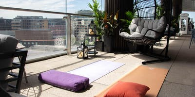 Light Your Higher Bliss: The Beauty Series, on the Terrace at White City