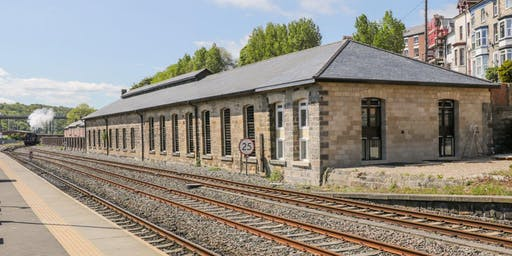 Whitby Engine Shed - Commercial Conversion Case Study Day