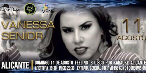 VANESSA SENIOR EN ALICANTE