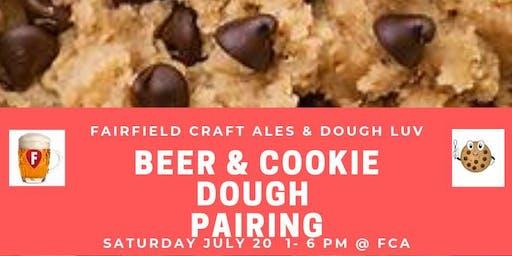 Beer & Cookie Dough Pairing at Fairfield Craft Ales
