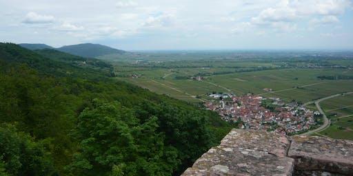 Single-Wanderung Eschbach | Drei Burgen Tour (30-50)