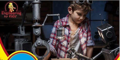 Electrical Engineering: Camp (July 15th-19th)