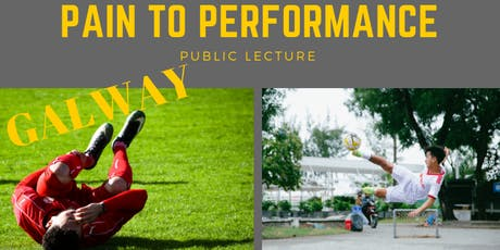 Pain to Performance Seminar (Galway) tickets