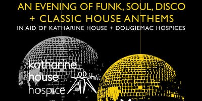 Retro Grooves Charity Evening In Aid Of Katharine House + DougieMac Hospice