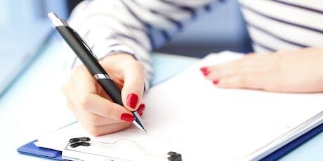 Taller de CV ¿Comunicas tu propuesta de valor? entradas