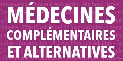 Ouvrage Médecines Complémentaires et Alternatives (signatures auteurs)