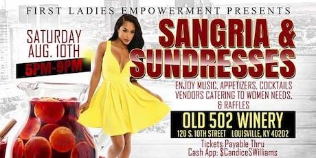 Sangria & Sundresses tickets