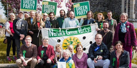 I voted Green - now what? tickets