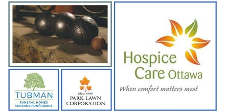 Petanque for Hospice Care Ottawa tickets