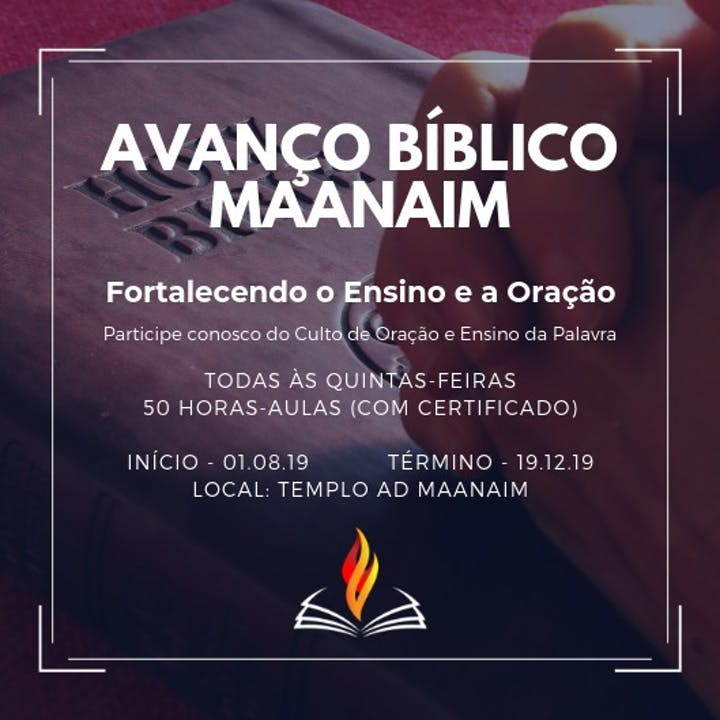 Fortalecendo o Ensino e a Oração