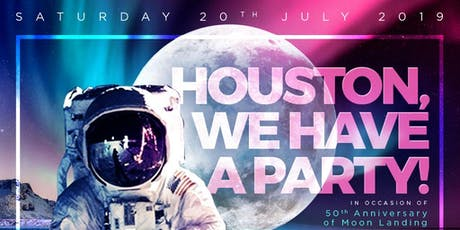 Houston, we have a party! Just Cavalli Milano (english below) biglietti