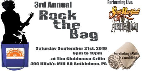 The Chemo Bag's 3rd Annual Rock the Bag Event tickets