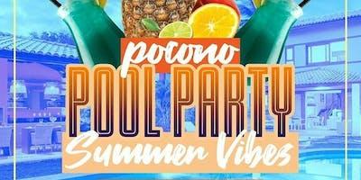 Wheres Jahh & Pocono Underground : The Best Pocono Pool Party