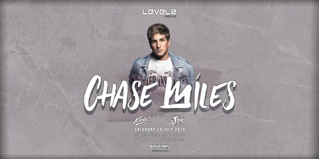 Chase Miles HK DJ set @ClubLevels tickets