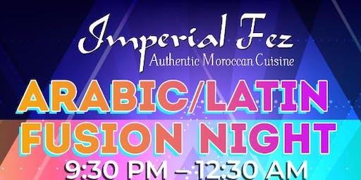 Arabic / Latin Fusion night