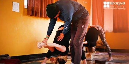 200 Hour Yoga Teacher Training in Rishikesh 02 Aug 2019