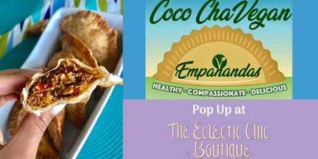 Coco ChaVegan Pop Up tickets