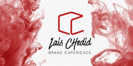 Workshop presencial: Branding - Construindo uma marca forte  ingressos
