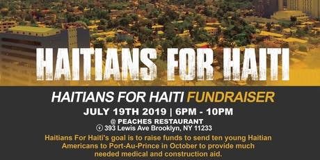 Haitians For Haiti Fundraiser tickets
